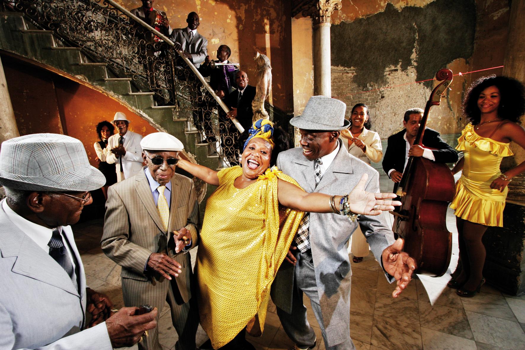 Love Music Travel Salsa Cuba